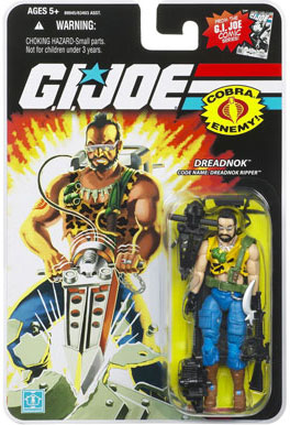 "GI Joe 3 3/4"" Dreadnok Ripper Action Figure"